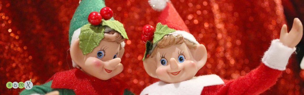 Shop cheeky Christmas Elves at Wholesale for your store